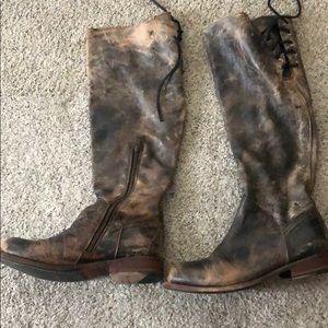 Bed Stu cobbler series boots
